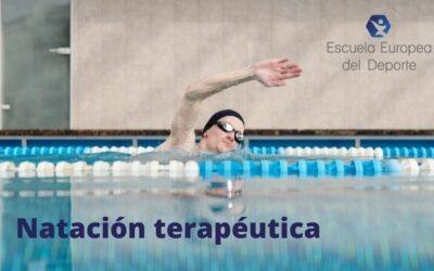 ¿Qué beneficios tiene la natación terapéutica?