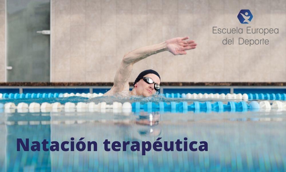 Conoce la natación terapéutica y sus beneficios