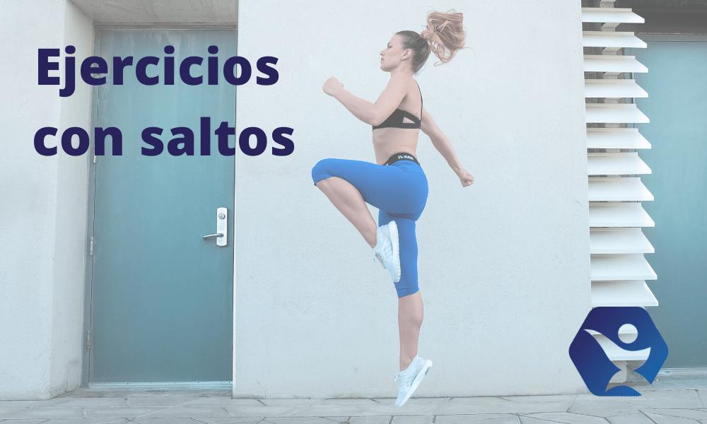 Conoce los ejercicios con saltos para fortalecer
