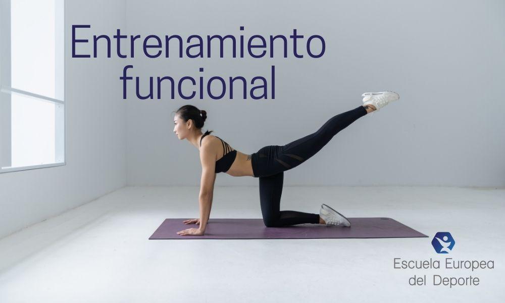 Conoce el entrenamiento funcional y algunos ejercicios