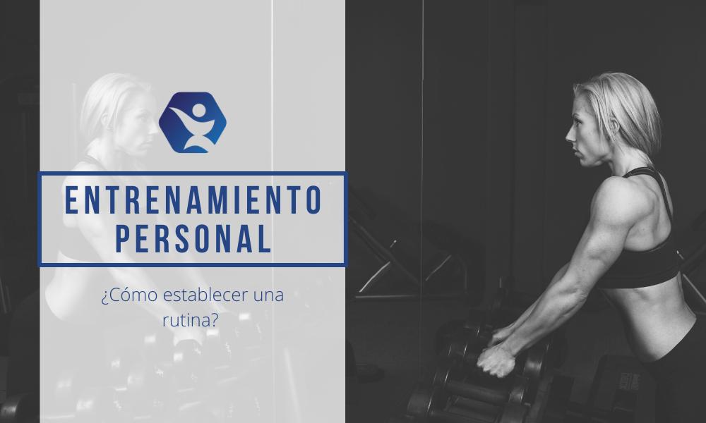 ¿Cómo se hace un plan de entrenamiento personal?