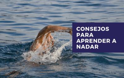 ¿Cómo aprender a nadar para adultos?