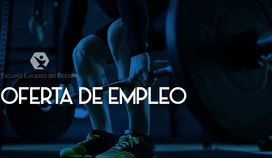 Oferta de empleo: entrenador de atletismo