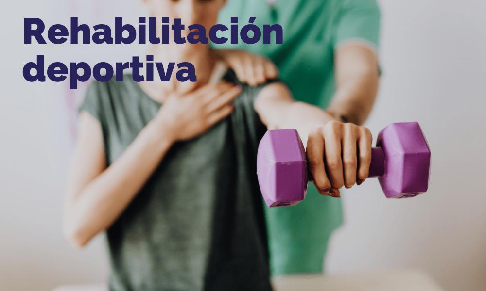 ¿Qué es la rehabilitación deportiva?