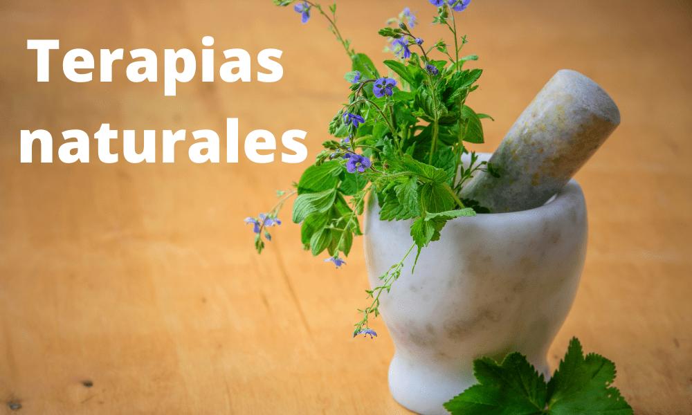 Beneficios de las terapias naturales