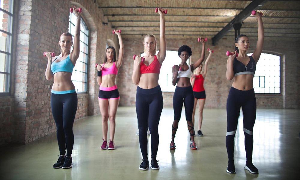 Descubre los beneficios del aerobic