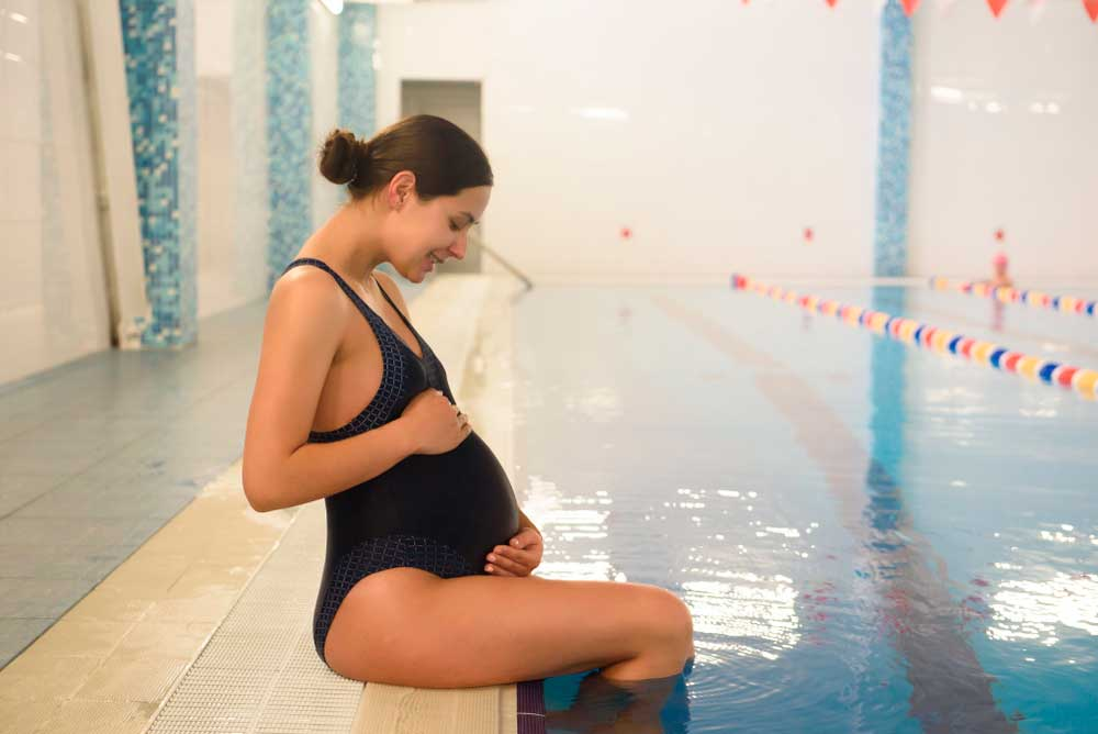 Actividades acuáticas para embarazadas