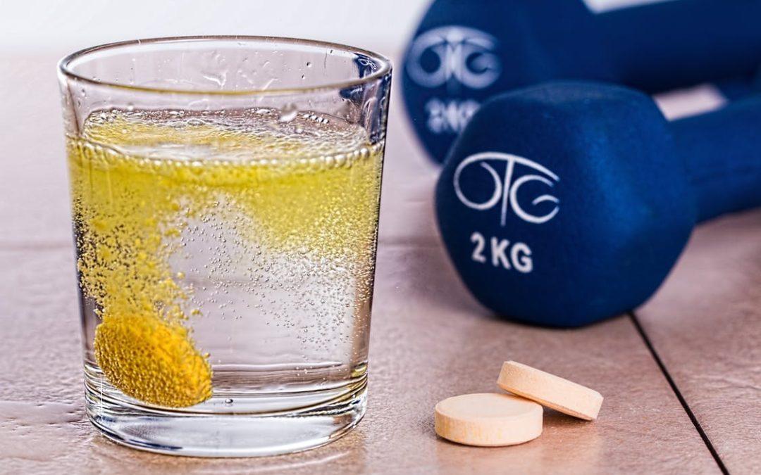 Minerales y vitaminas para deportistas